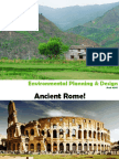 Environmental Planning and Design
