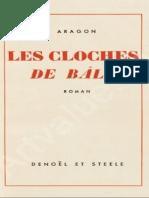 Aragon, Louis - Les Cloches de Bale