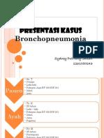 SYDNEY - Case Bronkopneumonia