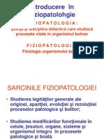 1.Introducere În Fiziopatologie Rom