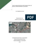 Informe de Inspección de Fuente Hídrica Caño Camelias