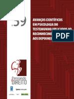 [PG. 18-38] Avanços Científicos em Psicologia do Testemunho_Stein.pdf