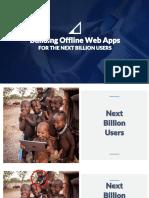 Offline Apps for Next Billion Users