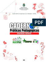 Caderno de Pratica Educacao Infantil
