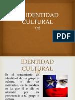 2 La Identidad Cultural