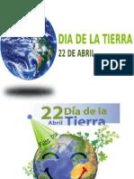 Dia Internacional de La Tierra