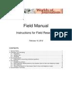 Field Manual 1.3