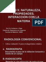 1.- Rayos X Naturaleza Producción.pps
