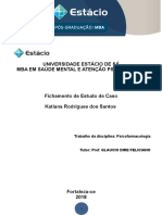 FICHAMENTO - Psicofarmacologia