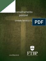 Aconselhamento Pastoral - Apostila