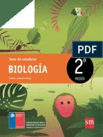 Biología 2º Medio - Texto Del Estudiante