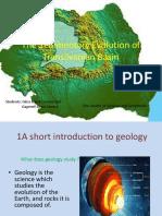 The Evolution of Transilvanian Basin