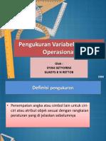 PPT KELOMPOK_PENGUKURAN VARIABEL.pptx