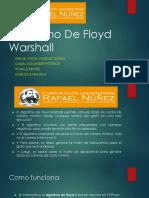 Algoritmo de Floyd Warshall