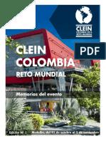 Memorias Clein Colombia 2016