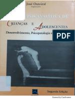 Outeiral (Org.) Clínica Psicanalítica de Crianças e Adolescentes - Desenvolvimento, Psicopatologia e Tratamento