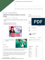 Medicina-Perfil Psicológico y Carreras Afines _ La Guía de Psicología