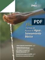 Boletin Agua y Saneamiento