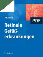 Retinale Gefäßerkrankungen Joussen 2011
