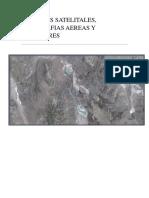 Imágenes Satelitales, Fotografias Aereas y Terrestres