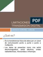 limitacionesdelatransmisiondigital-130712230005-phpapp01