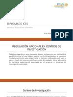 DIPLOMADO ICES_Centros de Investigación