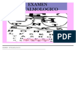 project oftalmologia examen oft