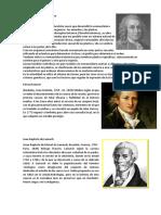 Biografias de Cienttificos