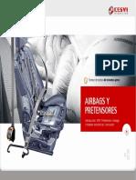 Airbags y Pretensores