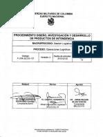 Procedimiento Diseño Investigacion Desarrollo Prod Intendencia (1)