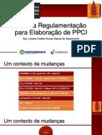 Nova Regulamentação PPCI