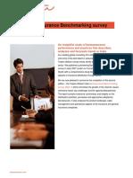 India Bancassurance Bench Marking Survey