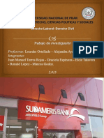 Entrevista Sudameris Bank