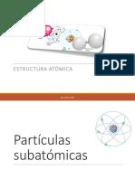 Repaso Modelos Atómicos