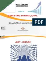 Semana 08-Joint Venture