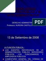 13 Set La Funcion Publica y El Acto Administrativo