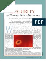 WSN Security