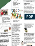 child care brochure -katy rod