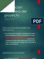 02. Evaluación Financiera Del Proyecto