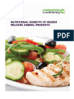 Nutritional Benefits of Higher Welfare Animal Products Report June2012