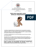 Health SafetyAlert Choking 071509 Sp