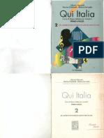 QUI ITALIA PrimoLivello Esercitazioni