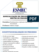 Principios Processo Civil