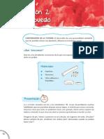 2DA SESION TUTORIAL 1ERO PRIMARIA