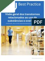 Visão Geral Dos Transtornos Relacionados Ao Uso de Substâncias e Overdose