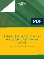 Simples Nacional 2018 Sebrae