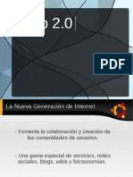 Presentación Herramientas We. 2.0