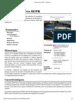 Propulseur Fusée SEPR 841