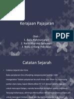 Kerajaan Bali Dan Pajajaran