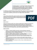 Introducción PMA Pampa Grande